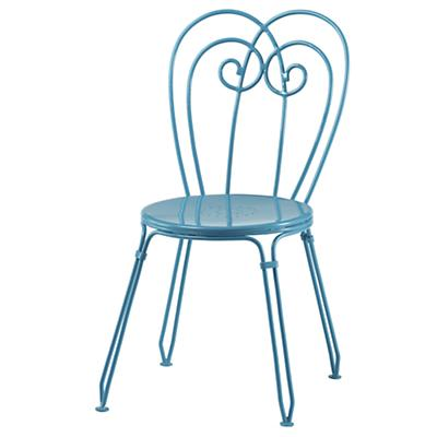 Looking Glass Play Chair (Turquiose)