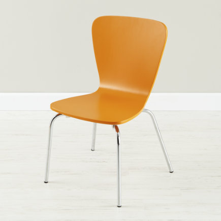 Kids Chairs: Kids Orange Play Chair   Orange Little Felix Chair Floor To  Seat: 14 H