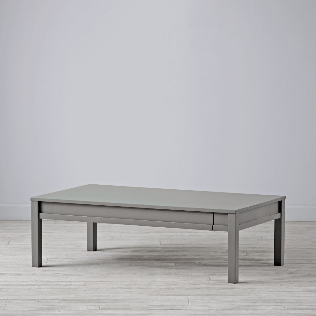 Small Adjustable Grey Activity Table