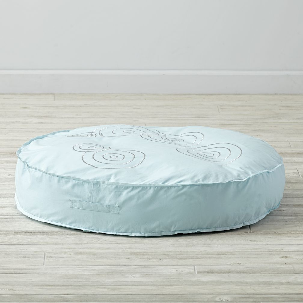 Floor Cushion (Rainy Day)
