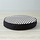 Black and White Playhouse Floor Cushion