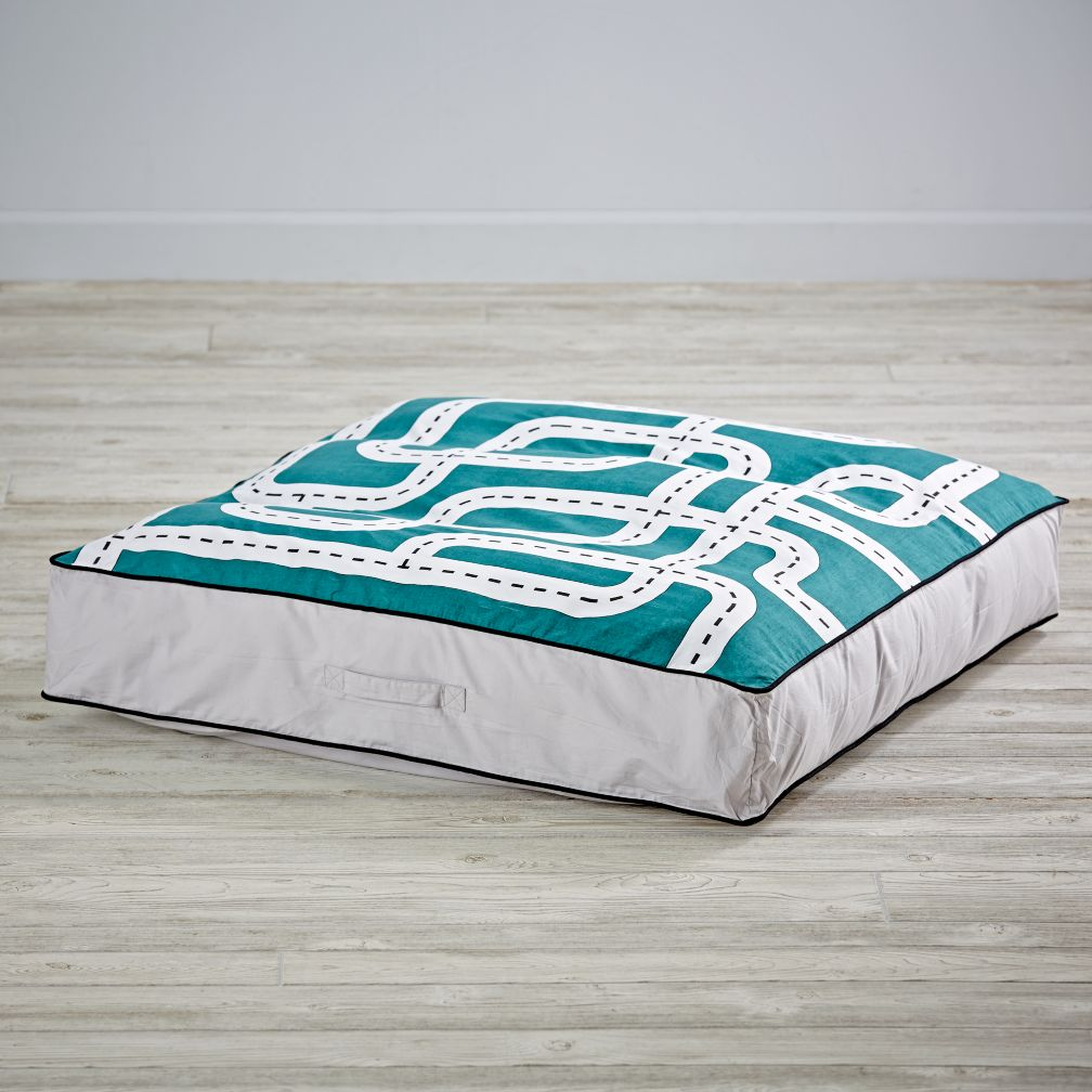 Floor Cushion (Skyscraper)