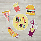 Decorate-a-Teepee Food Patches