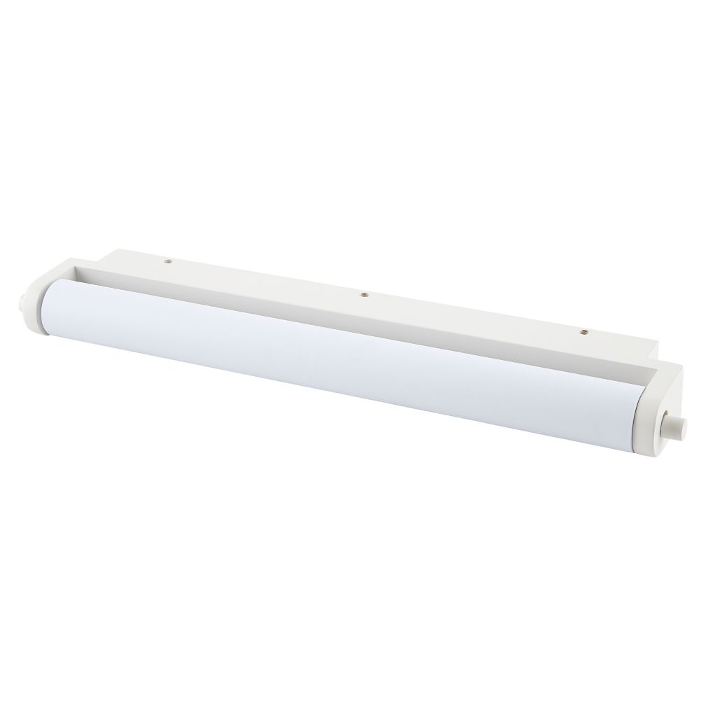 Adjustable Activity Table Paper Roller w/ Paper (White)