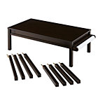 Java Complete Extracurricular Play Table SetIncludes 3 Sets of Legs, Paper Roller & Paper                   A Savings of $37