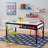 Adjustable Hi-Fi Play Table (White/Black)