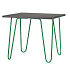 Green Neon Chalkboard Table
