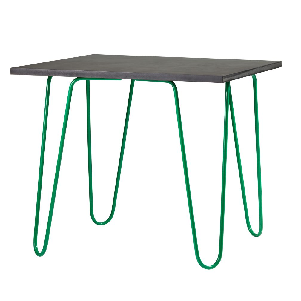 Neon Chalkboard Table (Green)