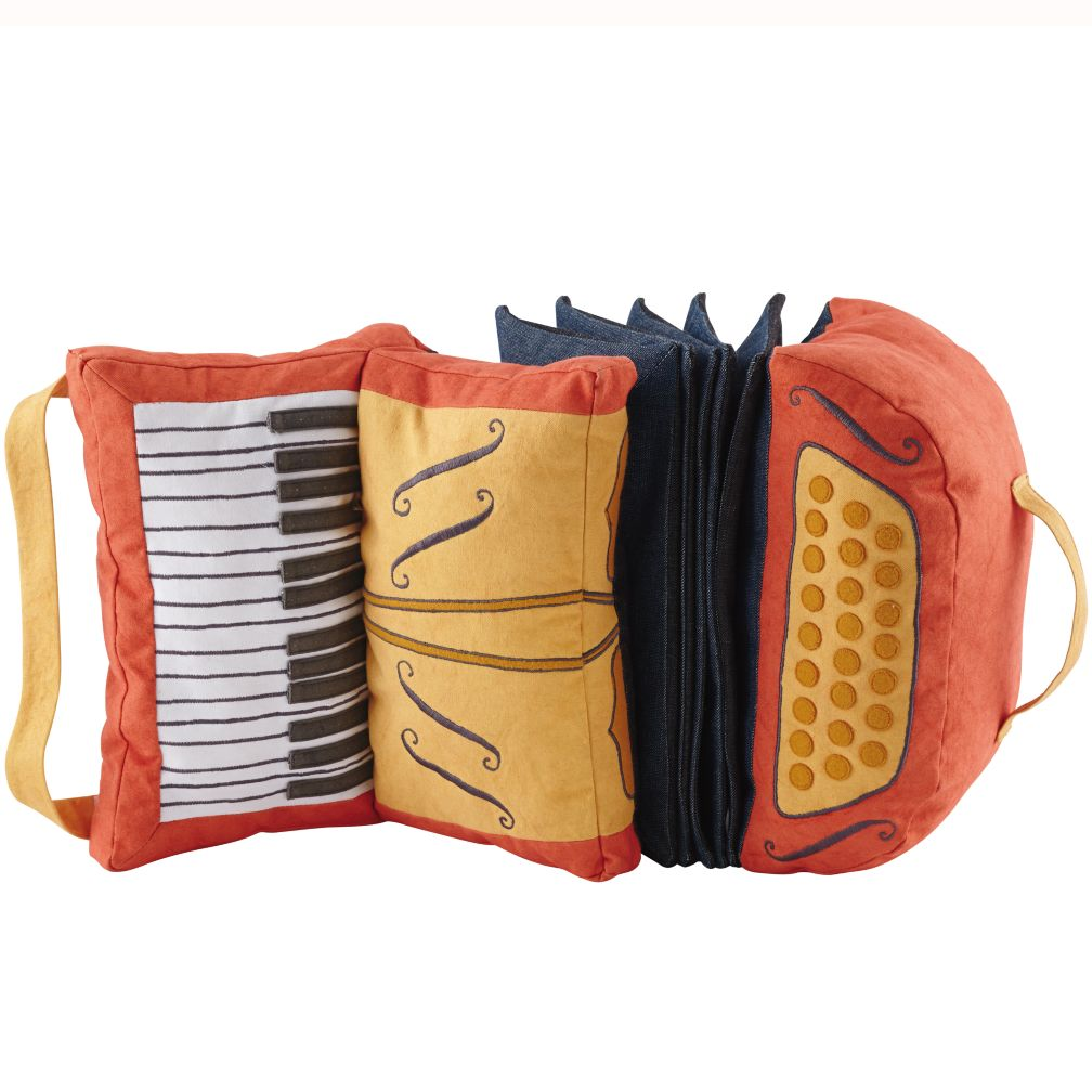 Plush Jamboree Accordion