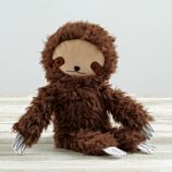 Plush Sloth by Bijou Kitty
