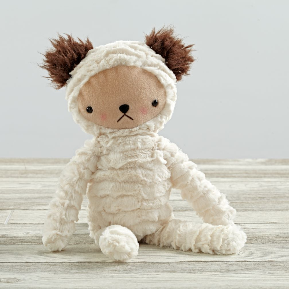Teddy Bear by Bijou Kitty