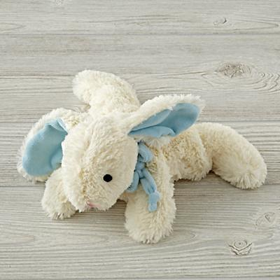 Blue Bunny Stuffed Animal