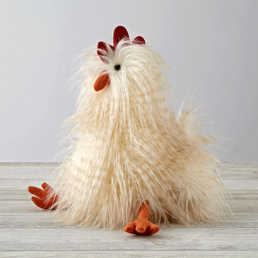 Jellycat Chicken Stuffed Animal The Land Of Nod
