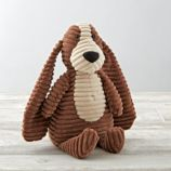 Corduroy Hound Stuffed Animal