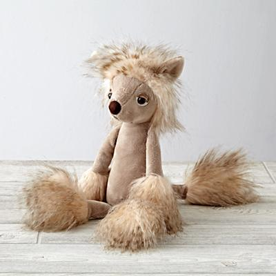 Crested Dog Stuffed Animal