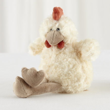 Kids Stuffed Animal: Plush Hen - Einar Hen
