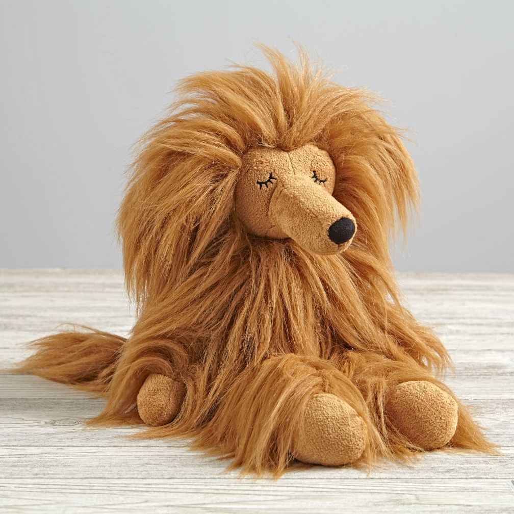 Jellycat Afghan Hound Stuffed Animal The Land Of Nod