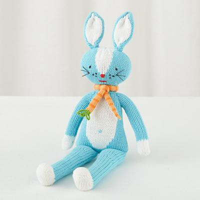 """The 14"""" Knit Crowd Bunny"""