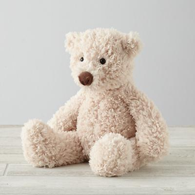 Jellycat Medium Cream Bear Stuffed Animal