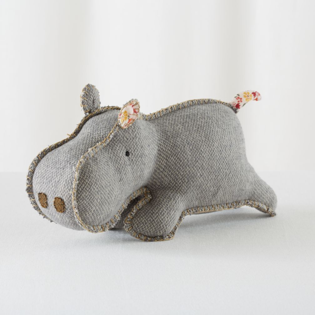 Hip Hippo Stuffed Animal