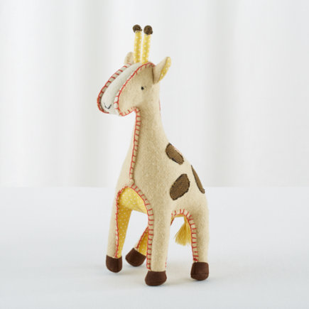 Giraffe Plush Kids Toy - Tall and Handsome Giraffe Stuffed Animal