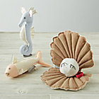 Sea Life Stuffed Animals (Set of 3)