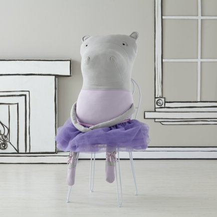 Sugar Plum Ballerina Hippo Toy (Limited Edition) - Sugar Plum Hippo