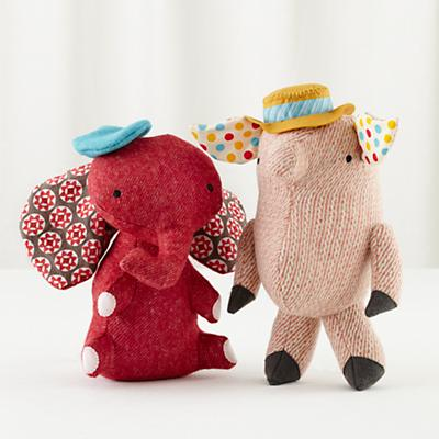 Plush_Wee_Wonderful_Porkpie_Pig_Elephant_Group