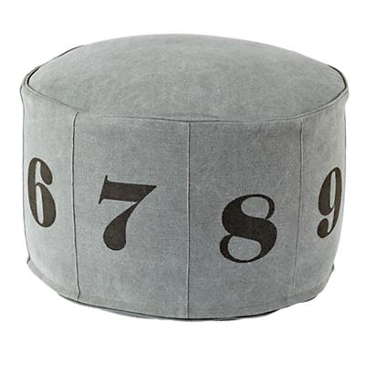 Pouf_Canvas_Number_GY_237213_LL