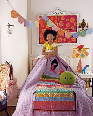 Twin Princess and the Pea Quilt