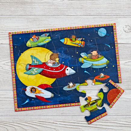 20 Piece Up and Away Puzzle