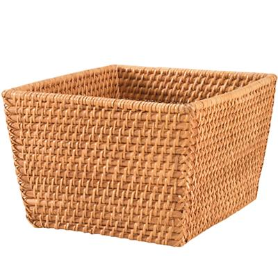 Rattan Shelf Basket (Honey)
