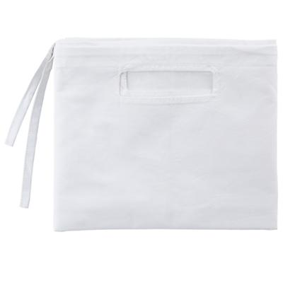 Small White Changer Basket Liner