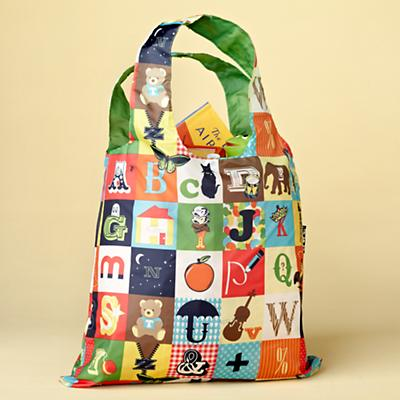 Alphabet Reusa-bag