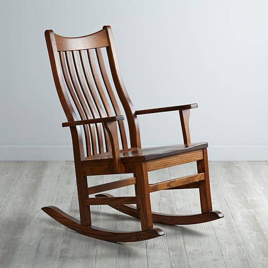 Wooden Rocking Chairs For Nursery Images