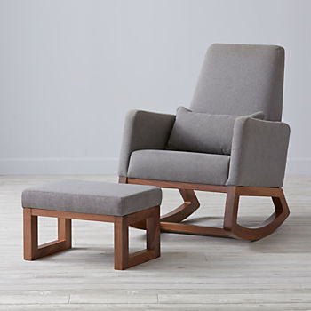 Joya Rocking Chair & Ottoman