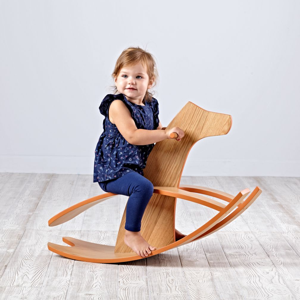Thoroughbred Rocking Horse