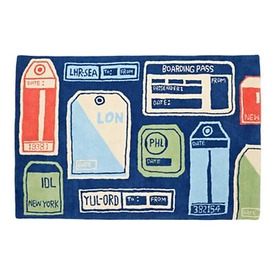 5 x 8' Come Fly With Me Rug