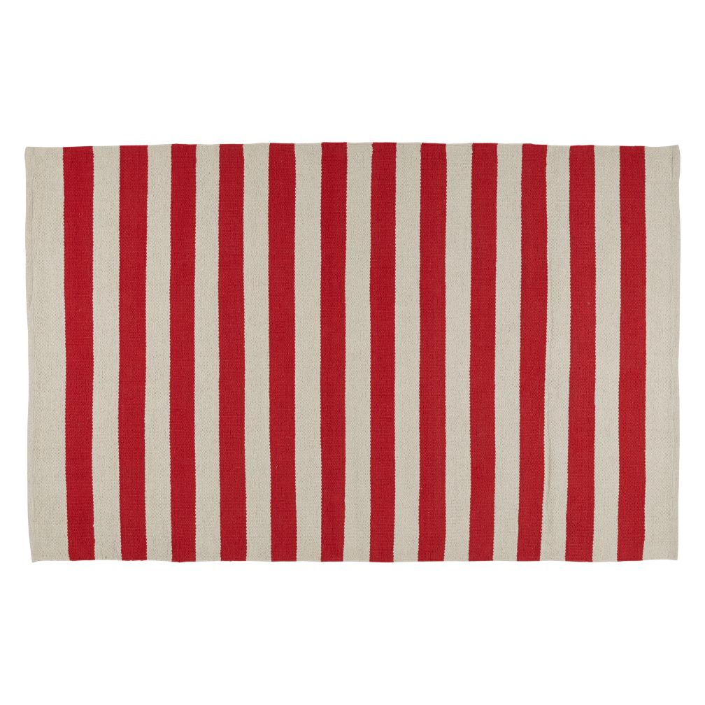Big Band Rug (Red)