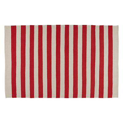 8 x 10 Big Band Rug (Red)