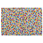 4 x 6' Jellybean Multi Dot Rug