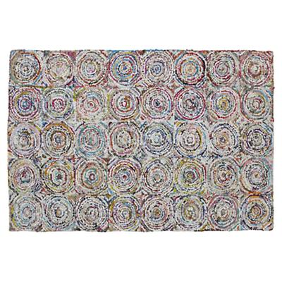 5 x 8' Color Whirl Rug