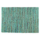 8 x 10' Blue Color Fusion Rug