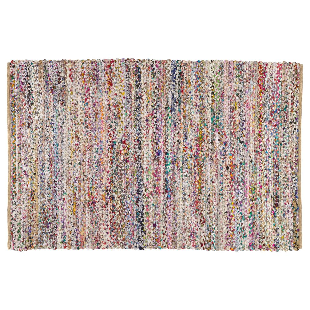 4 x 6' Color Fusion Rug (Pink)