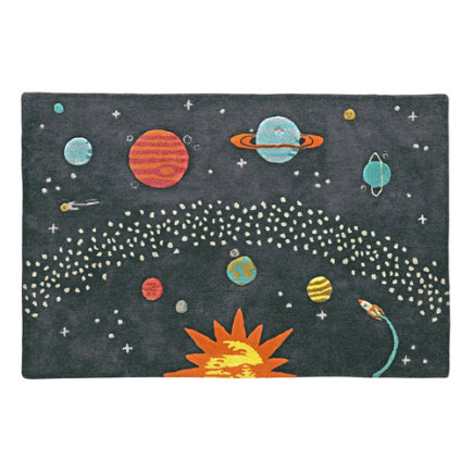 Outer space decor tktb for Outer space childrens decor