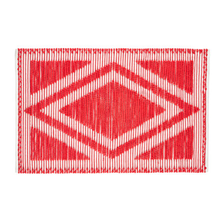 4 x 6 Red Diamond in the Rug