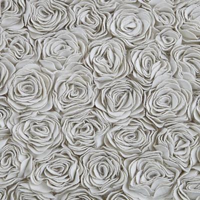 Rosy Chic Rug Swatch (Cream)