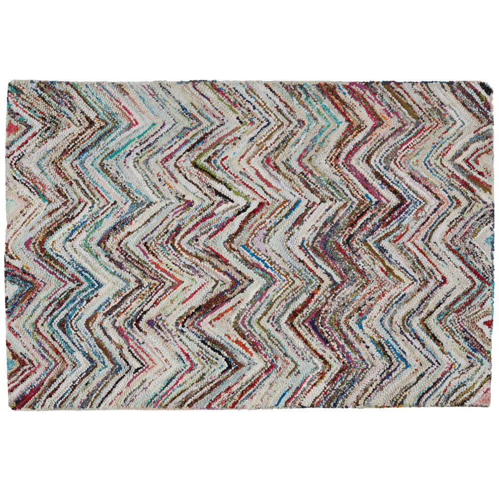 5 X 8 Color Static Rug
