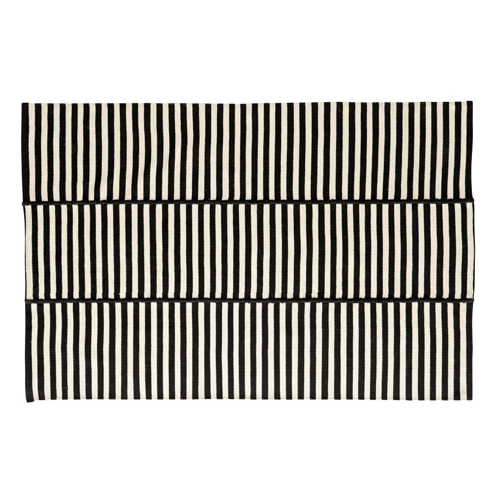 Indoor/Outdoor Striped Rug