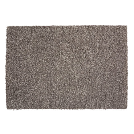 Grey Light Touch Kids Rug - 4 x 6 Grey Light Touch Rug